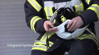 Gallet F1 XF Fire Helmet: How to Use