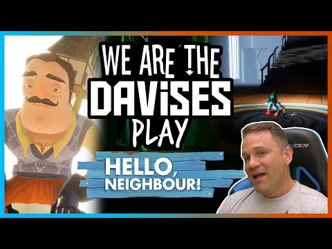 Back In The House   Hello Neighbor Final Release EP-21   We Are The Davises Gaming