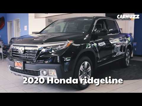 2020 HONDA RIDGELINE interior, design, color