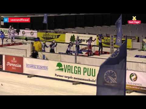 Suusasprint - Põhjamaade noorte meistrivõistlused, 26.02.16