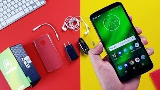 Moto G6 unboxing and Overview (Indian Unit)