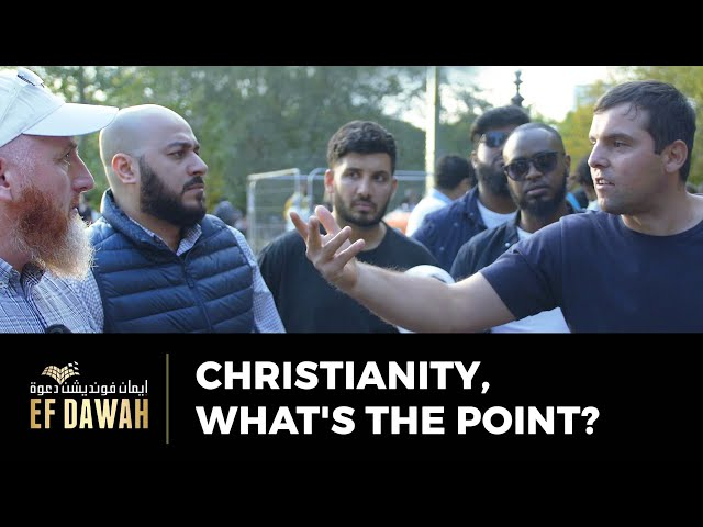 Christianity, What's The Point?