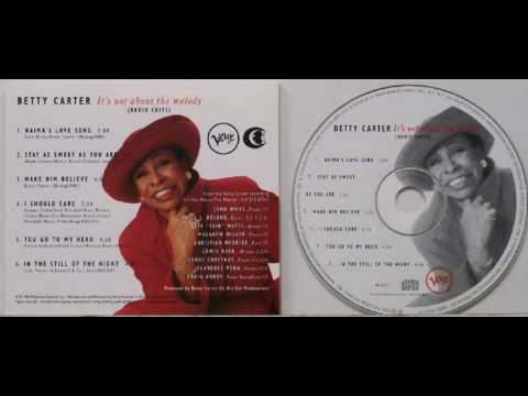 Betty Carter - Naima's Love Song (DJ Spinna remix)