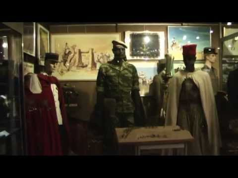 Musée des Troupes de marine - Méharistes coloniaux  et des TDM