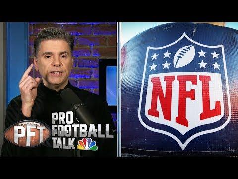 NFL Planning To Play Full 2020 Season Despite Coronavirus Crisis | Pro Football Talk | NBC Sports