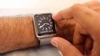 Apple Watch 42mm Stainless Steel Milanese Loop Review