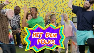 Old People Hit Dem Folks 'For the First Time' ft. Vanilla Trill