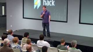 "Closing Remarks & ""One More Thing"" - Hack Dev Day"