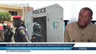 Sénégal- scandale Petro-Tim : la version de la présidence