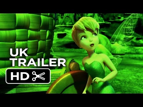 Tinker Bell And The Legend Of The Neverbeast Movie Hd Trailer