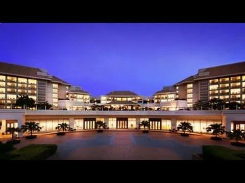Обзор отеля Sanya Marriott Yalong Bay Resort, видео
