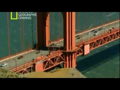 NatGeo  El Golden Gate