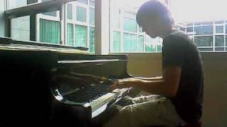 Move Along - All American Rejects Piano Cover