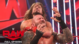 WWE Raw Full Episode, 08 March 2021