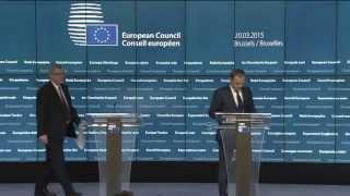 European Council - Day 2