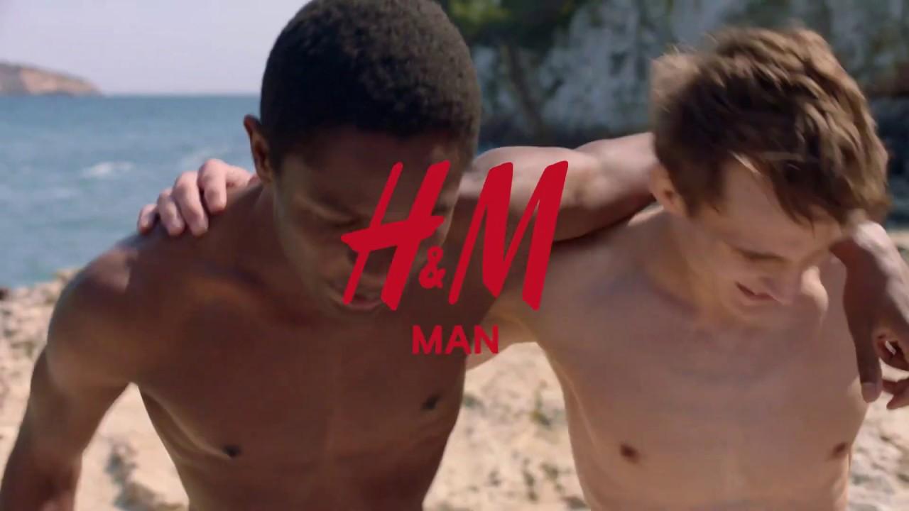 b345860916 H&M Summer 2019 Men's Swim Shorts - YouTube