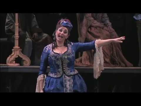 ADRIANA LECOUVREUR di Francesco Cilea - Opera completa con Micaela Carosi e Marcello Alvarez