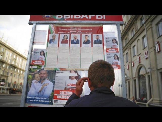 <span class='as_h2'><a href='https://webtv.eklogika.gr/leykorosia-diadiloseis-kai-syllipseis-tin-paramoni-ton-eklogon' target='_blank' title='Λευκορωσία: Διαδηλώσεις και συλλήψεις την παραμονή των εκλογών…'>Λευκορωσία: Διαδηλώσεις και συλλήψεις την παραμονή των εκλογών…</a></span>
