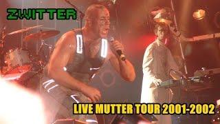 [09] Rammstein - Zwitter Live Mutter Tour 2001-2002 (Multicam)