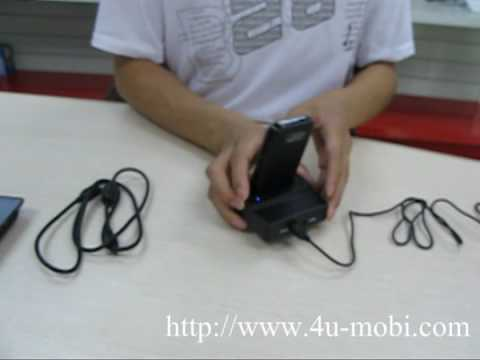 HTC Touch Cruise 2009 T4242 USB Cradle