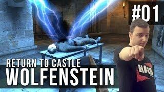 Butem i nożem ich! - Return to Castle Wolfenstein #01