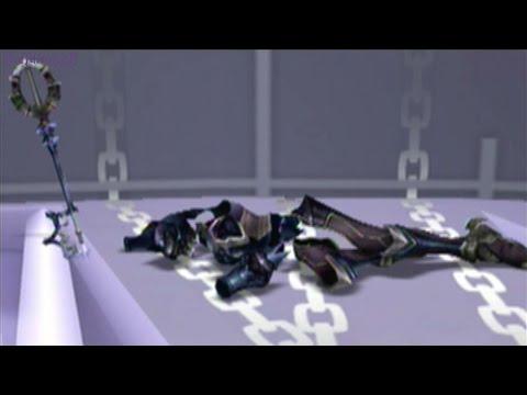 Kingdom Hearts HD 2.5 ~ Final Mix - The Hidden Room (Secret Cutscene))