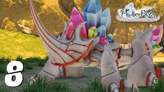Atelier Ryza - Walkthrough Part 8 - Mysterious Monster [1080p 60fps]