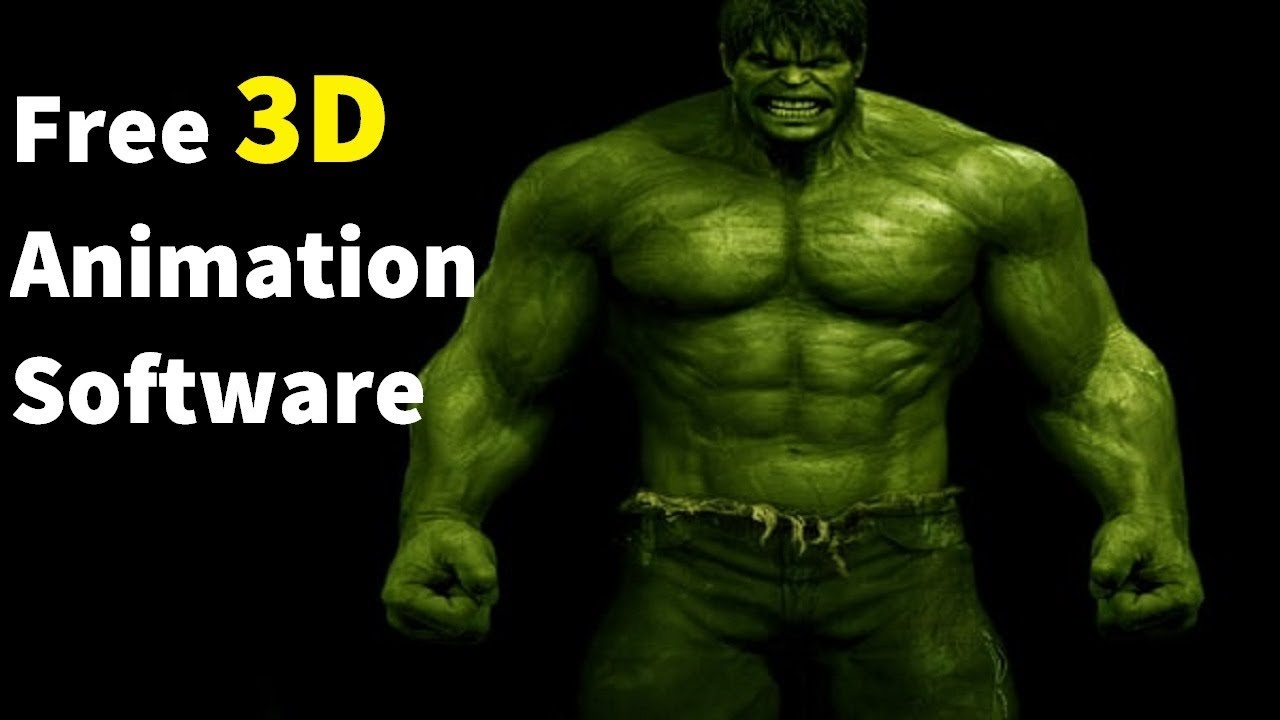Top 3 Free 3D Animation Video Maker | Free Animation Software