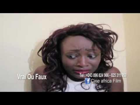 FILM VRAI OU FAUX CINE AFRICA  FILM