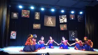 AMBILI MAMANU KAMBILI FOLK DANCE - ROSE THOMAS GRADE 3
