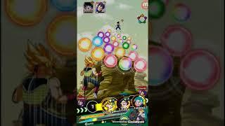 Dbz Dokkan Battle Super2 Vegito First time clip 1/3