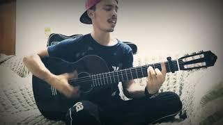 محمود التركي - ضمني ضمني | عزف جيتار وغناء