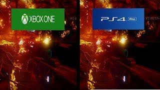 Destiny 2 Beta Graphics Comparison: Xbox One Vs PS4 Pro