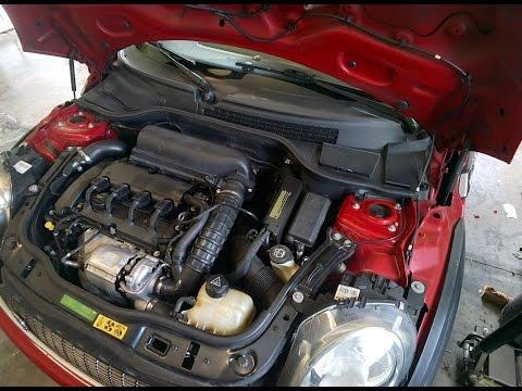 2008 mini cooper s vacuum pump replacement youtube Mini Cooper Ecu Wiring Diagram