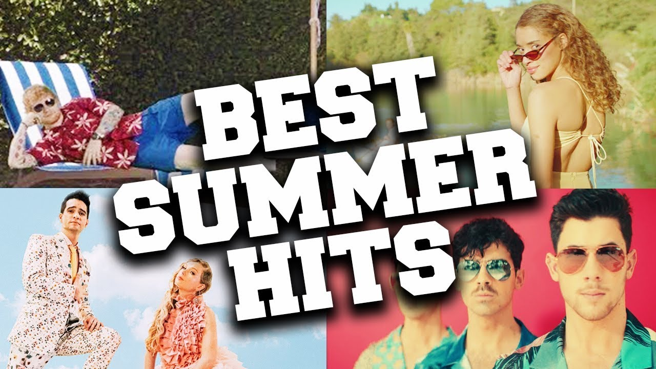 TOP 50 Summer Songs of June 2019
