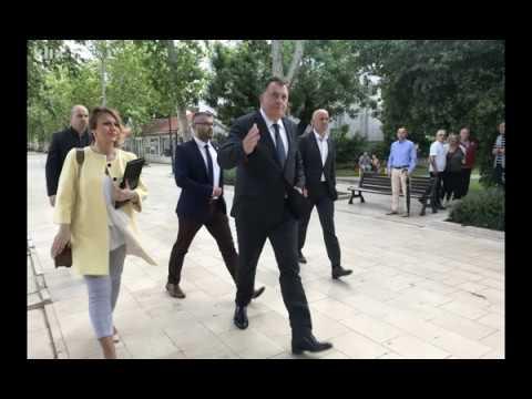 DODIK ODGOVORIO IZETBEGOVIĆU!'U VEZI KOSOVA BOLJE ĆUTI'!