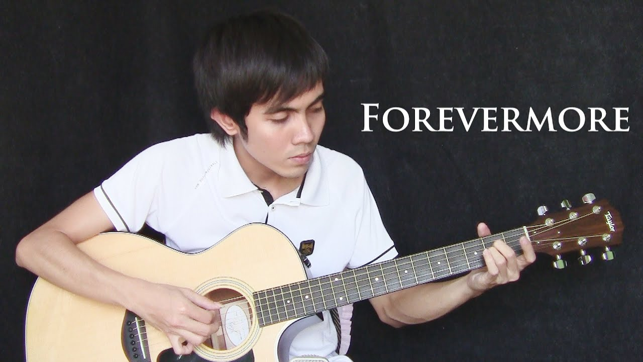 Forevermore With Free Tab Side A New Fingerstyle Guitar Cover