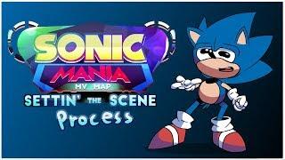 Sonic mania MV MAP: My scene