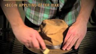 How to Waterproof a Filson Packer Hat with All-Natural Otter Wax™