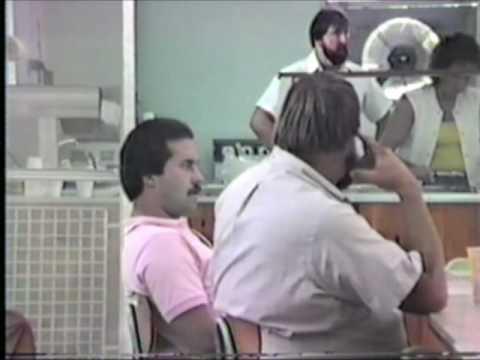 Annual Chicken Dinner - Fischer Rescue Squad - Fort Payne Alabama circa 1985 part 2
