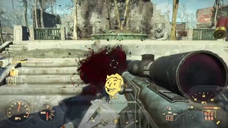Прохождение Fallout 4 Nuka World 12