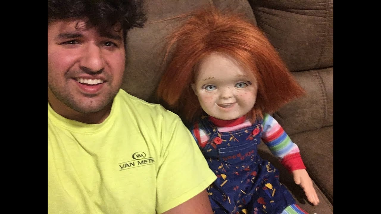 Curse Of Chucky Good Guy Doll