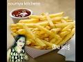 French fries in Hindi recipe very popular dish