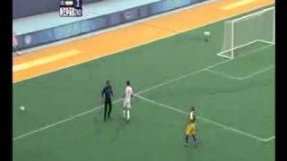 Football 7-a-side bronze medal match (Part 2) Beijing 2008 Paralympic Games