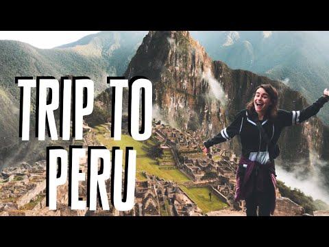My Trip to Peru! Backpacking to Machu Picchu