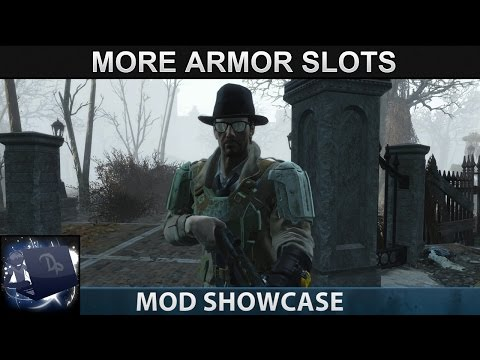 More Armor Slots | Fallout 4 Mods from YouTube · High Definition · Duration:  2 minutes 39 seconds  · 6 000+ views · uploaded on 18/11/2015 · uploaded by DarkPopulous