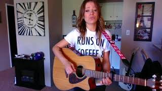 Blue Tacoma - Russell Dickerson (Cover by Desiree) Video