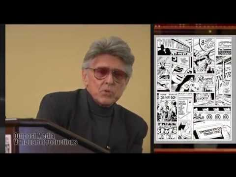 Steranko: Mastering Graphic Narrative - Promo Trailer