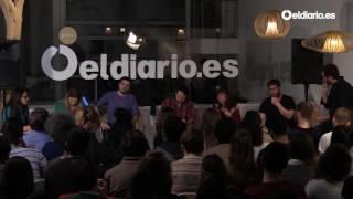 María Eugenia R. Palop y Yayo Herrero hablan sobre la feminización y la PAH