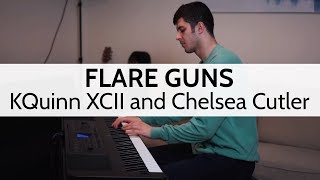 Flare Guns Quinn XCII and Chelsea Cutler Piano Cover Niko Kotoulas